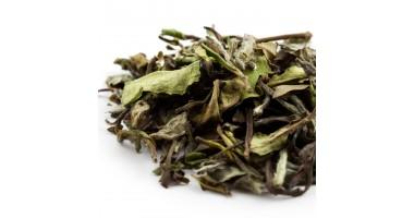 Thé blanc, bio, fumé, oolong